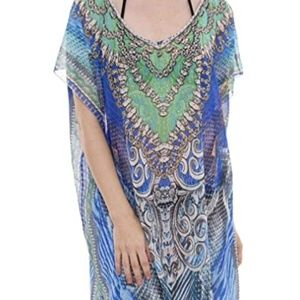 New With Tag - Swim Suit Cover-Up - Top Cover-Up